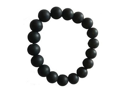 stone needle bracelet