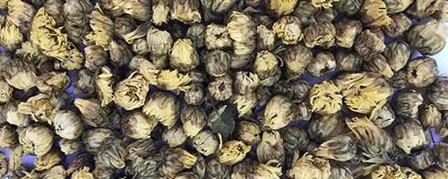 Boutons de chrysanthème (tai ju) – 胎 菊