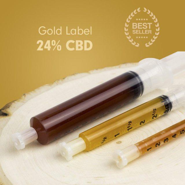 cbd oil concentrate