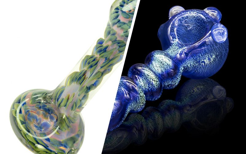 color-changing pipes