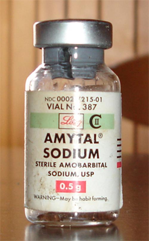 Amytal Sodium Herb Museum