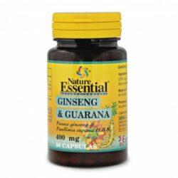 Ginseng y Guaraná