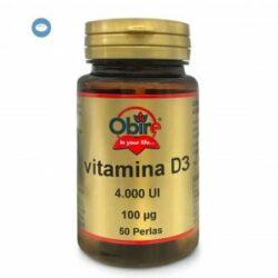 VITAMINA D3 OBIRE