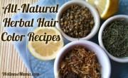 natural hair colourants bio-sil