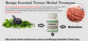 7 Herbal Treatment for Benign Essential Tremor - Herbs ...