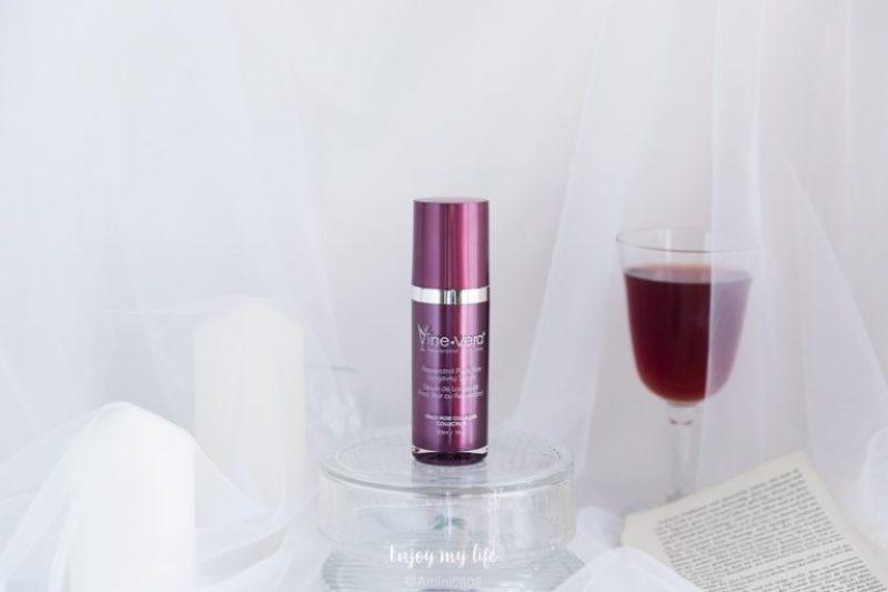 vine vera 白藜蘆醇比諾長壽精華液體驗