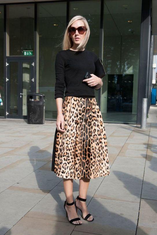 leopardskirt