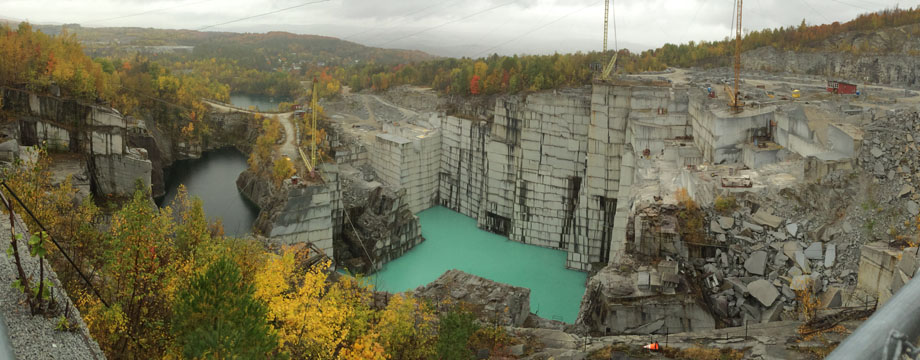 Image result for rock of ages quarry