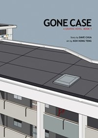 Gone Case The Graphic Novel