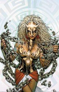 Hippolyta aka Warrior Woman by Phil Jimenez Credit: Marvel.com