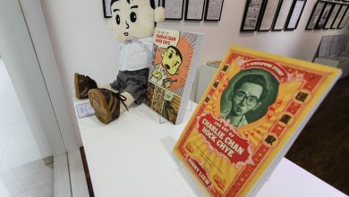 Photo of The Art of Charlie Chan Hock Chye goes on show