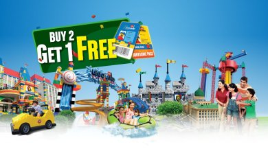 Photo of LEGOLAND Malaysia launches annual pass deal