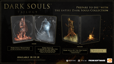 Photo of Dark Souls Trilogy coming to PlayStation 4 and Xbox One on Oct 18