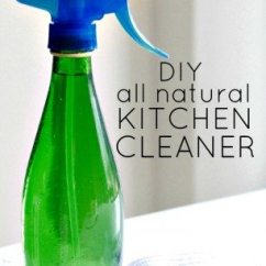 Organizing Kitchen Large Islands For Sale Diy All Natural Cleaner - Here Comes The Sun
