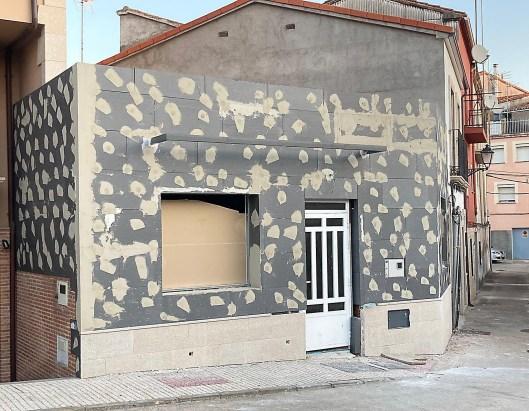 herederos basilio retortillo empresa construccion montehermoso Extremadura apartamento vivienda eficiencia energetica fachada