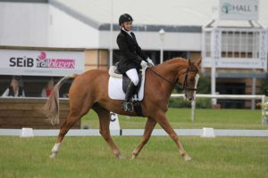 Competing at the Trailblazers National Championships is a thrill for competitors. Credit Hoof Prints Photos
