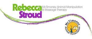 Rebecca Stroud McTimoney Animal Manipulation & Massage Therapy