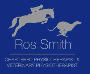 Ros Smith Chartered Physiotherapist, veterinary physiotherapist