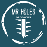 Mr Holes Fencing and gate post repairs and replacement, trenches and holes