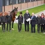 Shropshire based Stallion AI Services win Regional Award
