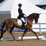 Dujardin does the double on the fourth day of the Festival of Dressage