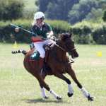 Ledbury PC Members in UK Under 19 Polocrosse Team