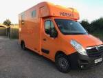 Sue Powell Horse Transport and Horsebox Hire