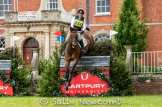 Pippa Funnell jumps out of the garden in the 4*