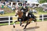 Harriett Beaumont riding Dawn Pardoe's Annaghmore Bonita win the 2*