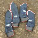 Weatherbeeta travel boots cob size