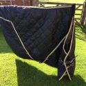 7ft Kadence quilted stable rug