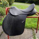 Black Wintec GP saddle