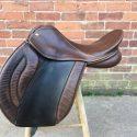 Harry Hall 17.5 inch Medium Wide GP saddle
