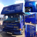 FOR SALE Blue 7.5t LORRY 1999