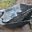 2 Garden ponds for sale. to include working pumps, filters and hoses and large rocks for rockery