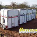 Court Farm Garage recognised dealer for the legendary Bateson trailers.