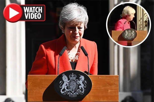 梅姨辭職了..屢戰屢敗, 屢敗屢戰…她一步一步,走向自己的至暗時刻… | 英國那些事兒