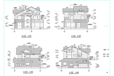 Independence House villa construction plans-3