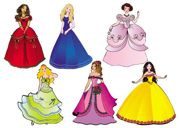 Keywords Beautiful Princess Cartoon Character Beauty