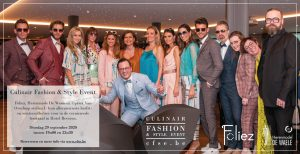 Culinair Fashion & Style event 29/9