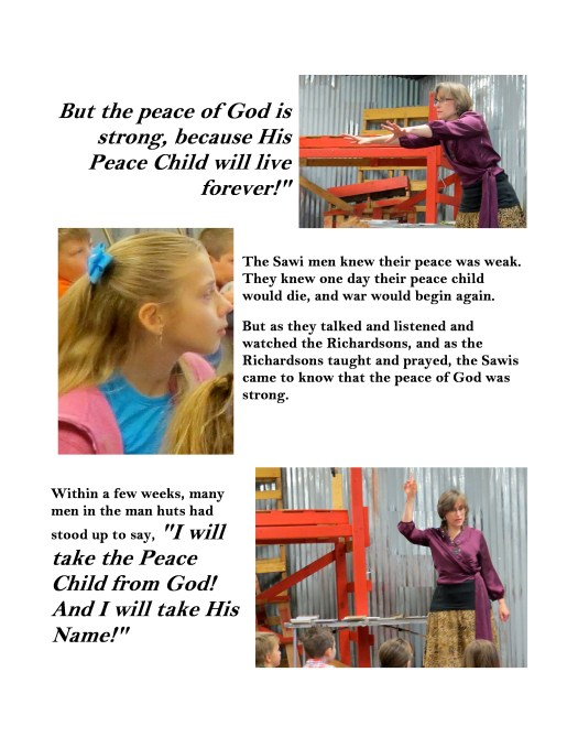 Peace Child photo essay page 12