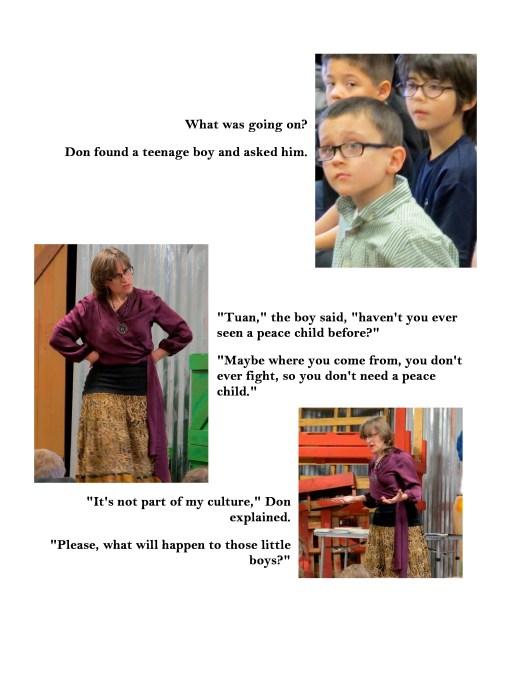 Peace Child photo essay page 8