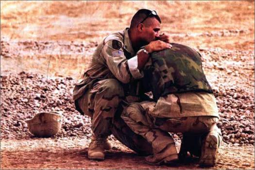 soldier compassion