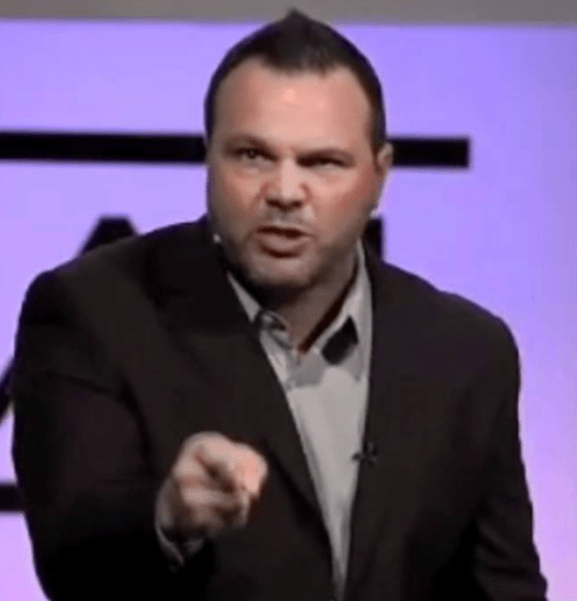 Mark Driscoll Uncle Sam wants you