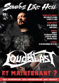 Sounds Like Hell - Metal Fanzine n10
