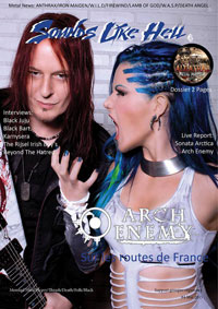 Sounds Like Hell - Metal Fanzine n4