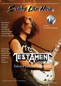 Sounds Like Hell - Metal Fanzine n5