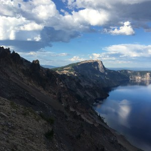 Crater Lake - Watchman Peak Trail