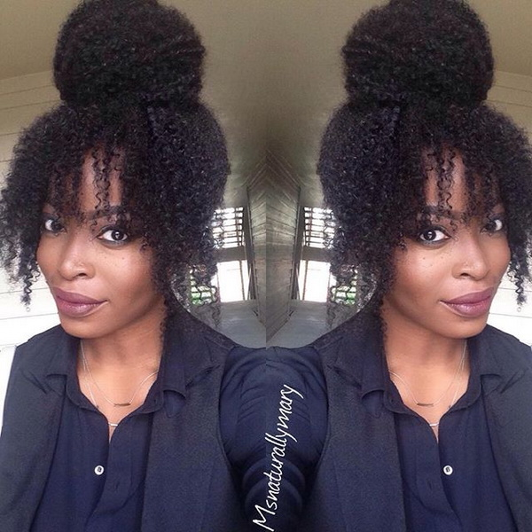 10 Hot Summer Ready Heatless Protective Natural Hairstyles