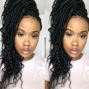 protective hairstyles goddess faux